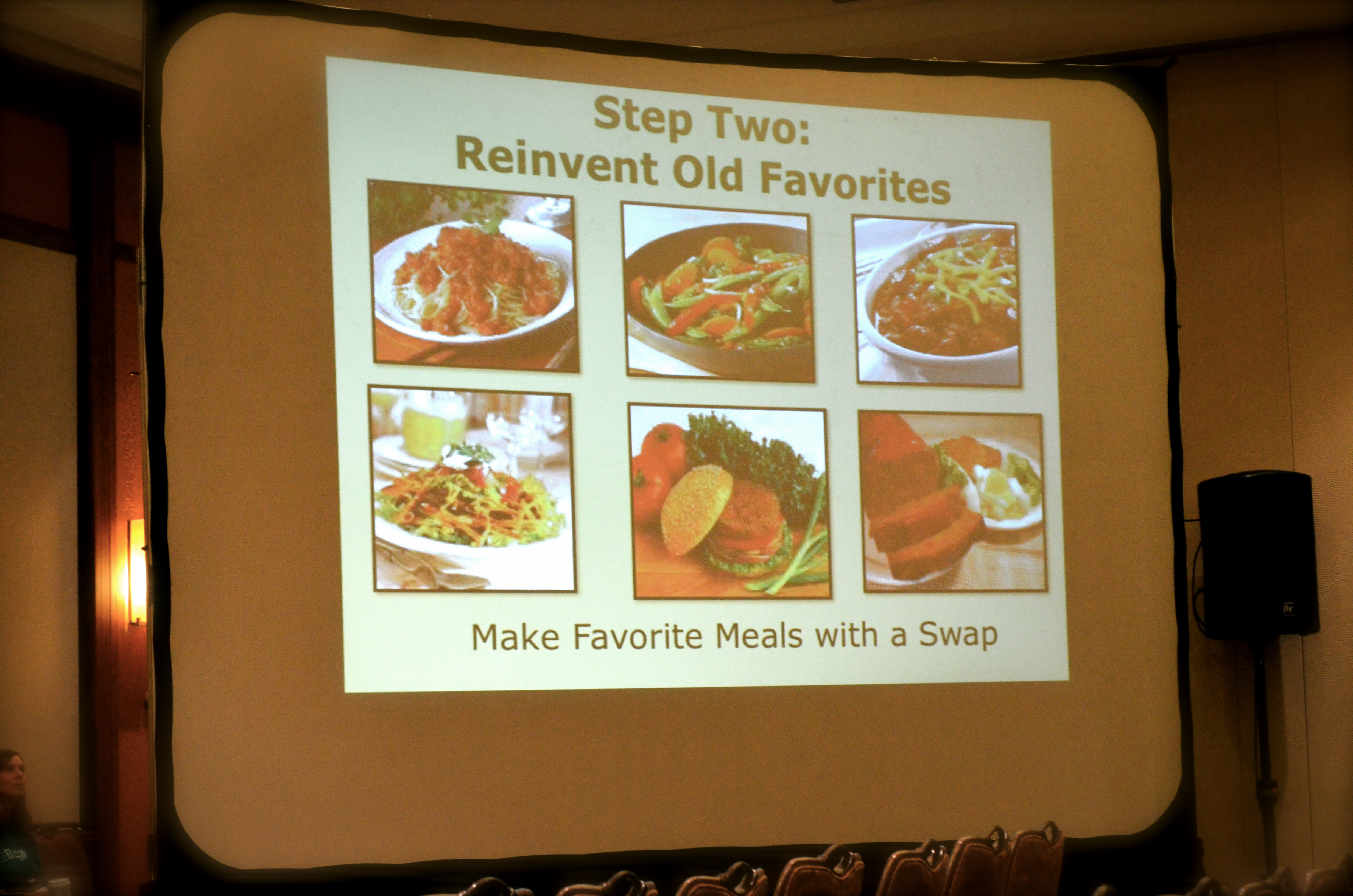 Step Two: Reinvent Old Favorites Florida Grapefruit Meal Plan