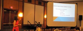 Taking Your Online Community Offline - Alicia Hansen FitBloggin 2012