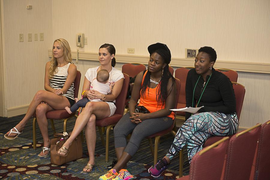 FitBloggin Session