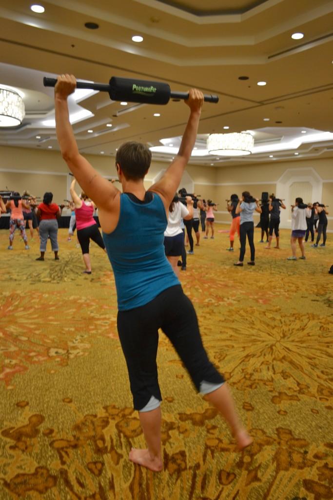 posturefit workout | fitbloggin 2015